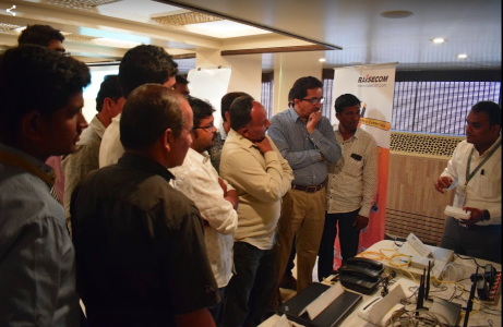 GPON Regional ISP event in Pune, India 2017 Highlights